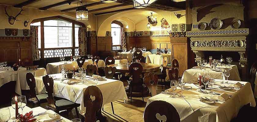 Hotel Wilden Mann, Lucerne, Switzerland - restaurant.jpg